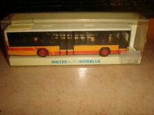 Rietze #61363 HO 1/87 SETRA bus  keine Beschriftung       MIB (50/025)