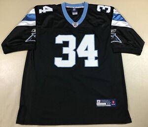 Carolina Panthers Deangelo Williams #34 Football-NFL Reebok Jersey Size48