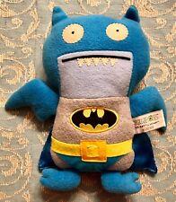 """Ugly Dolls """"ICE BAT BATMAN"""" 11"""" Plush Soft Toy, DC Comics #4037969"""