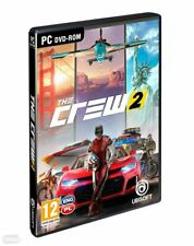THE CREW 2 PL PC DVD POLSKI POLSKA WERSJA POLISH POLNISCH NOWA SKLEP