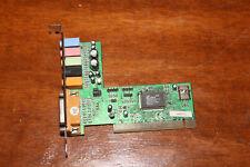 Soundkarte PCI 6-Kanal CMI 8738 C-Media L-8738-6C