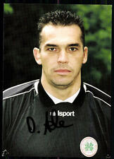 Oliver Adler Rouge-Weiss Oberhausen 2002/03 Original Signée + A 80181