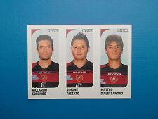 Figurine Calciatori Panini 2011-12 2012 n.597 Colombo Rizzato D'alessandro Reggi