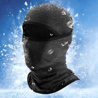 Men Women Summer Balaclava Hat Windproof Outdoor Cycling Neck Face Mask Hood