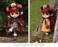 "CWC Takara Tomy Neo Blythe Doll Patty Patch 12"" 1/6 Fashion Doll"
