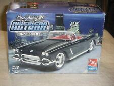 Amt 1/25 Scale Boyd Coddington 1962 Corvette Plastic Model Kit