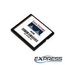 Cisco MEM-CF-256U4GB (3rd Party Compatible) Compact Flash 1900,2900,3900