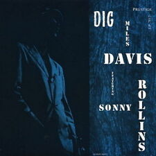 Miles Davis Featuring Sonny Rollins DIG (It`s Only A Paper Moon) Prestige CD