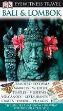 DK Eyewitness Travel Guide: Bali & Lombok by Bruce Carpenter (Paperback, 2009)