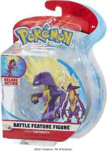 Pokemon Battle Feature 4.5 Figure - Toxtricity WCT in Stock UK