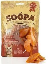 Soopa Natural Dog dental chews - Sweet Potato