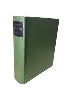 A Coptic Dictionary W. E. Crum Hardcover ISBN 0 19 864404 3