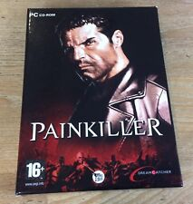 Painkiller PC GAME + Manual / Complete - 1st Person Shooter Game in Box Case