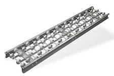 """Skatewheel Conveyor - Aluminum Frame - 18""""W"""
