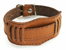BRAND NEW LEATHER 18mm Russian Soviet old military style watch wristband strap v