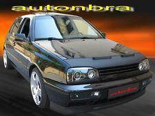 VW Volkswagen GOLF 3 BRA Steinschlagschutz Haubenbra Motorhaubenschutz Styling