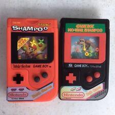 Nintendo Gameboy Shampoo Mario And Donkey Kong Mint Full