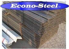 "STEEL FENCE POST ""Y"" STAR PICKET,BLACK COATED  . 180cm, more below. Econo Steel"