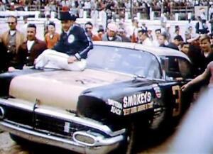 CD_967-C   #3 Paul Goldsmith  Smokey Yunick's  1958 Pontiac 1:24 scale DECALS