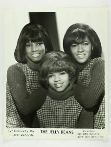 Jelly Beans - 8x10 Promo Glossy - Eskee - Northern Soul