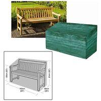Heavy Duty Waterproof 3 Seat Seater Park Garden Outdoor Bench Cover Weatherproof