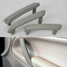 3x,Interior Door Pull Handle Cover w/ Trim Cover Grey Fit For VW Passat B5 ht