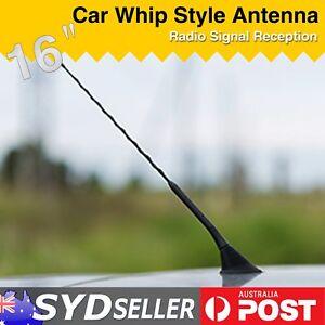 "16"" Car Booster Radio Aerial Whip Fuba Antenna For Mitsubishi Lancer 2002-2020"