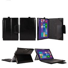 "PU Leather Protective Keyboard Case/Cover For 12.3"" Microsoft Surface Pro 4 - UK"