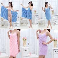 Microfiber Wearable Soft bath Towel/beach Towel/bath skirt Bathrobes -
