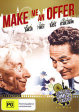 Make Me an OFFER DVD 1955 & Region 4 Peter Finch Adrienne Corri