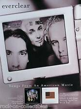 Everclear 2000 Songs From An American Movie Original Promo Poster