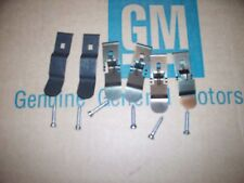 NOS 70 71 72 Chevy CHEVELLE el camino DASH PAD MOUNTING KIT clips & screws