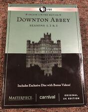 Masterpiece: Downton Abbey Seasons 1, 2 & 3 Deluxe Limited Edition (Amazon Exclu
