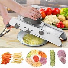Manual Vegetable Cutter Mandoline Slicer Carrot Grater Julienne Potato Cutter US