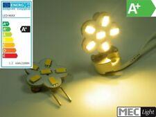 G6, 35/gy6,35 LED lápiz zócalo-Flor - 6x SMD 5630 - 150lm (= 15w) - warm-White