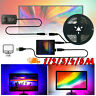 DIY Ambilight TV USB LED Strip Tape Computer PC Dream Screen Backlight 1-5M USA