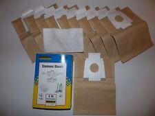 10 Vacuum Cleaner Bags for Kärcher 6.904-329 ESB VC 6000 - 6999 6100 6300 Maxima