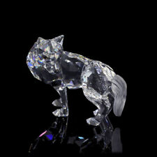 Swarovski wolf   with box , cert     7550/000/002