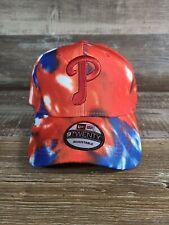 Philadelphia Phillies New Era Tie dye adjustable cap hat 9TWENTY