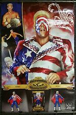 Sting Defining Moments Mattel Action Figure Promotional Poster WCW WWE WWF