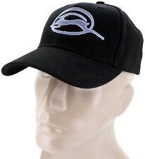 Chevy Chevrolet Impala Black Baseball Cap Trucker Hat Snapback Logo SS