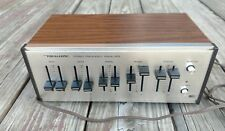Vintage REALISTIC Stereo Frequency Equalizer Model 31-1987 *TESTED* Works Great!