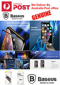Baseus 11D Full Curved Tempered Glass screen Protector For iPhoneX /Xr /XS Max
