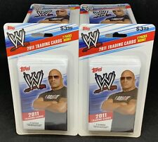 (40) 2011 Topps WWE Sealed Blister Pack Lot - 80 Packs - QTY AVAIL