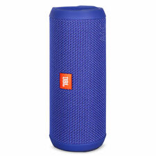 JBL Flip 3 Portable Bluetooth Speaker - Blue