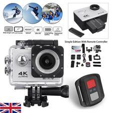 SJ9000 4K Ultra HD 1080P 2.0'' Action Sport Camera WiFi DV Waterproof w/Remote