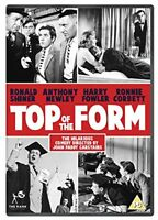 Top of the Form [DVD][Region 2]