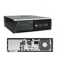 Fast Cheap Computer PC Desktop HP i5 3rd Gen 16GB 120GB SSD +1TB HDD Win 10 WiFi