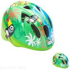 Infant Helmet Jungle Safety Child Toddler Bike Bicycle 6 Flow Vents Adjustable