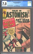 Tales to Astonish #47 CGC 7.0 (1963) - Ant-Man & Wasp - 1st appearance of Trago